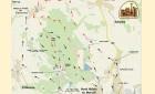 Mapa - Vysočina Arena