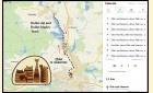 Trasa pro kolečkové brusle a lyže Pilský rybník 11 km