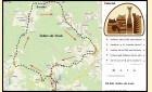 Velký okruh pro kolečkové lyže 45 km