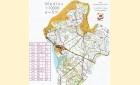 Mapa orientační běh - Medlov