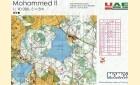 Mapa orientační běh - Sykovec-Medlov