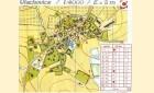 Mapa orientační běh - Vlachovice