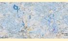 Lyžařské trasy - okruh 3