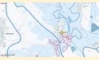 Lyžařské trasy - okruh 7